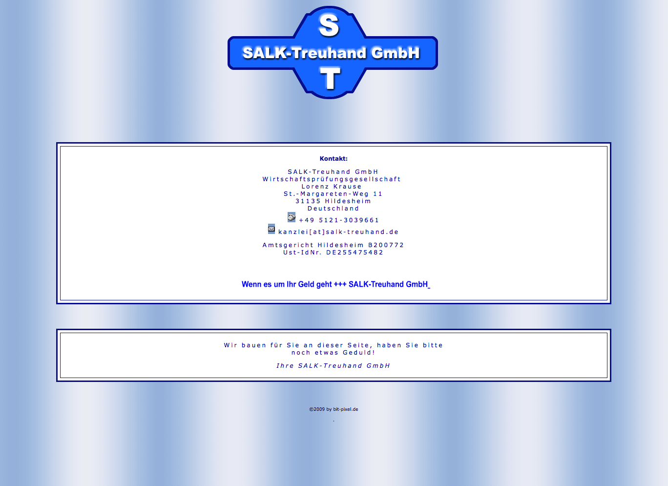SALK Treuhand GmbH - Lorenz Krause