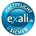 Ihr sicherer Partner für Mediendesign – Exali Haftpflicht Siegel