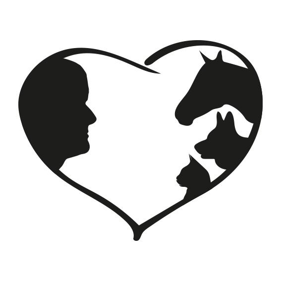 Seelenheilung für Tiere – Logo, Flyer und Visitenkarte für Simona Lange