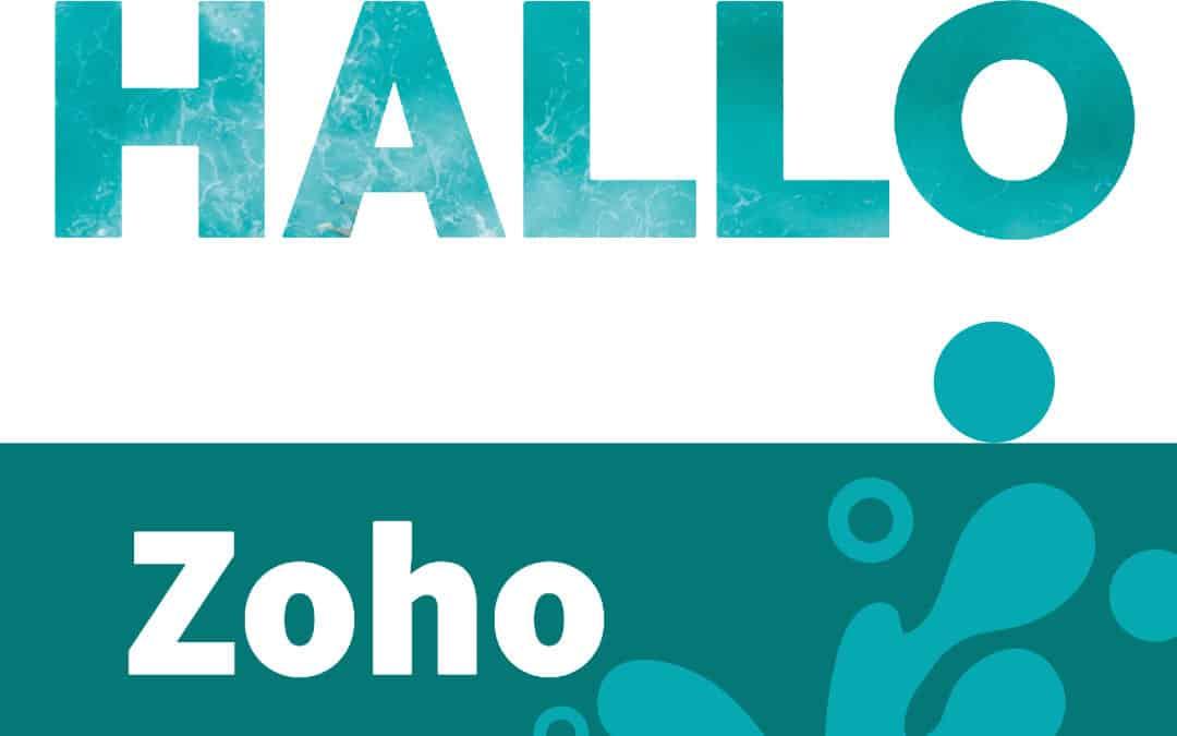Neues Kunden-Ticket-System Zoho ist aktiv