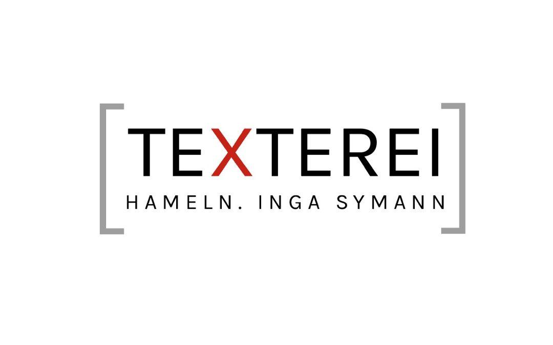 Inga Symann – Logo Texterei-Hameln