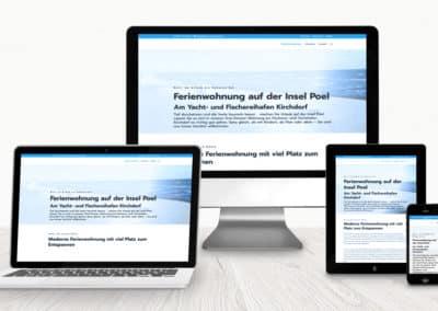 Familie Richter – Website Fewo Poel