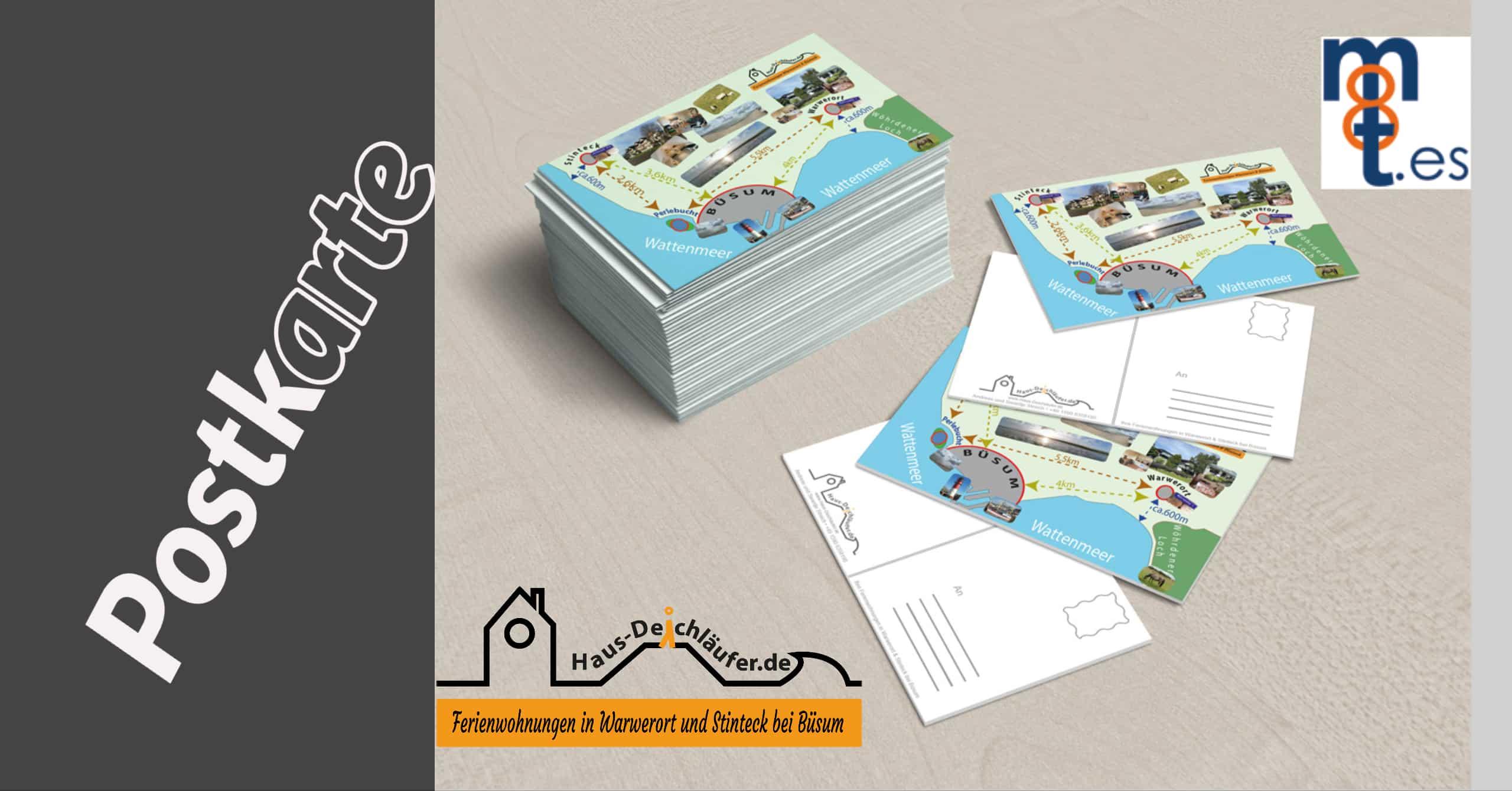 Deichlaeufer-Postkarte