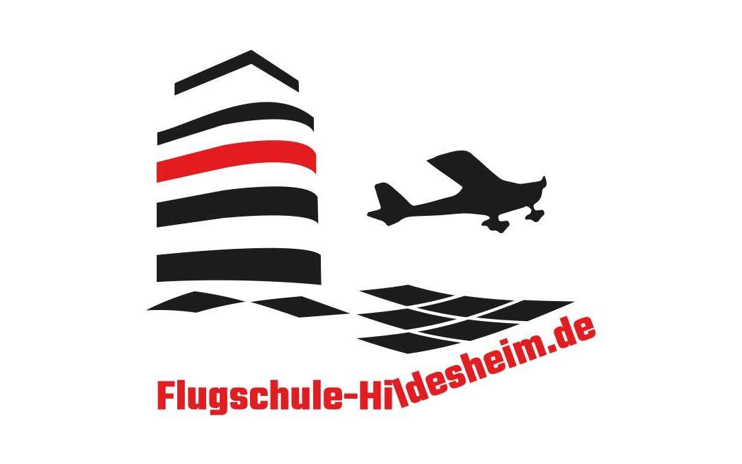 Flugschule Hildesheim – Erstellung vom Logo undFlyer