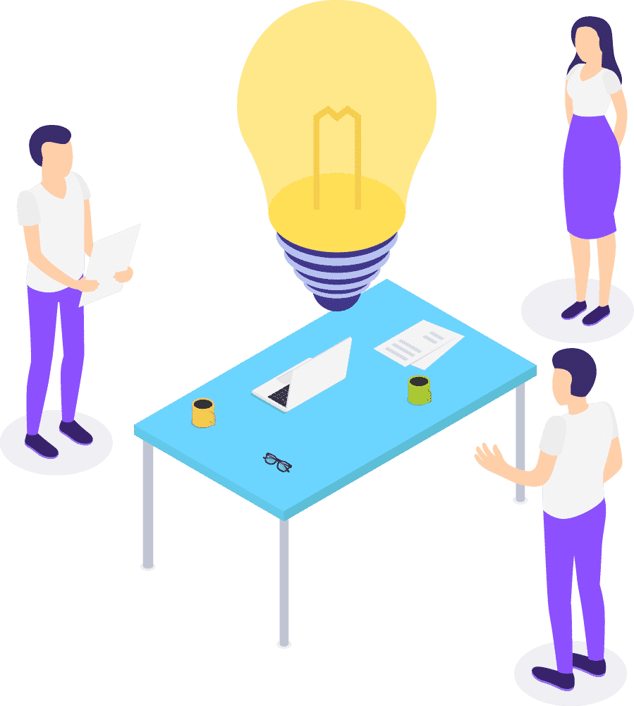 grafik-personen-tisch-leuchtmittel