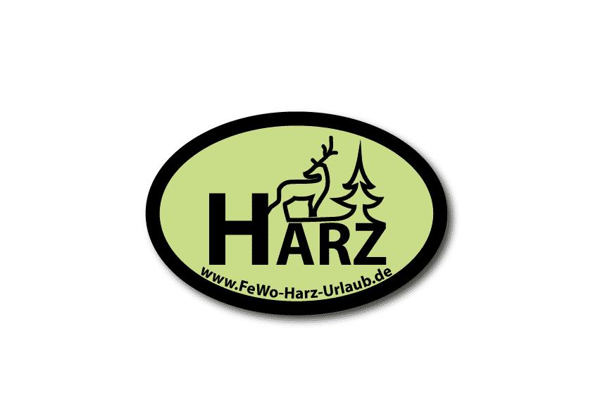 FeWo-Harz-Urlaub.de Website & Logo – für Familie Streich