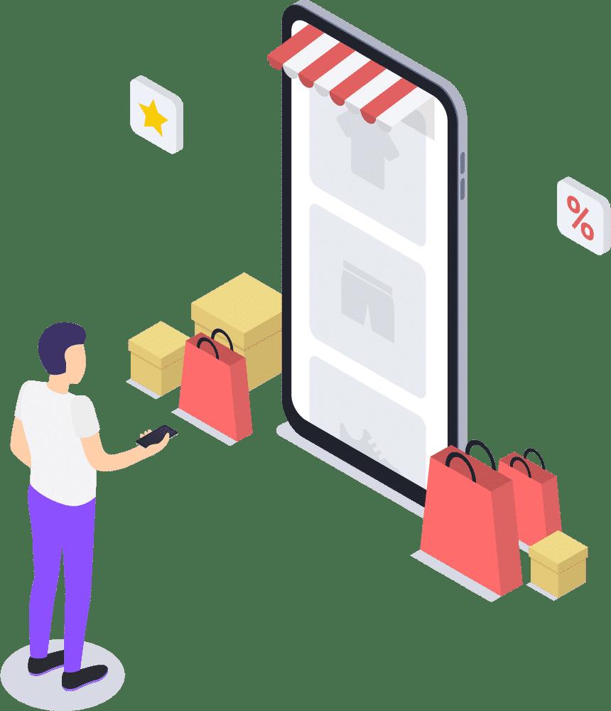 grafik-person-shop-smartphone