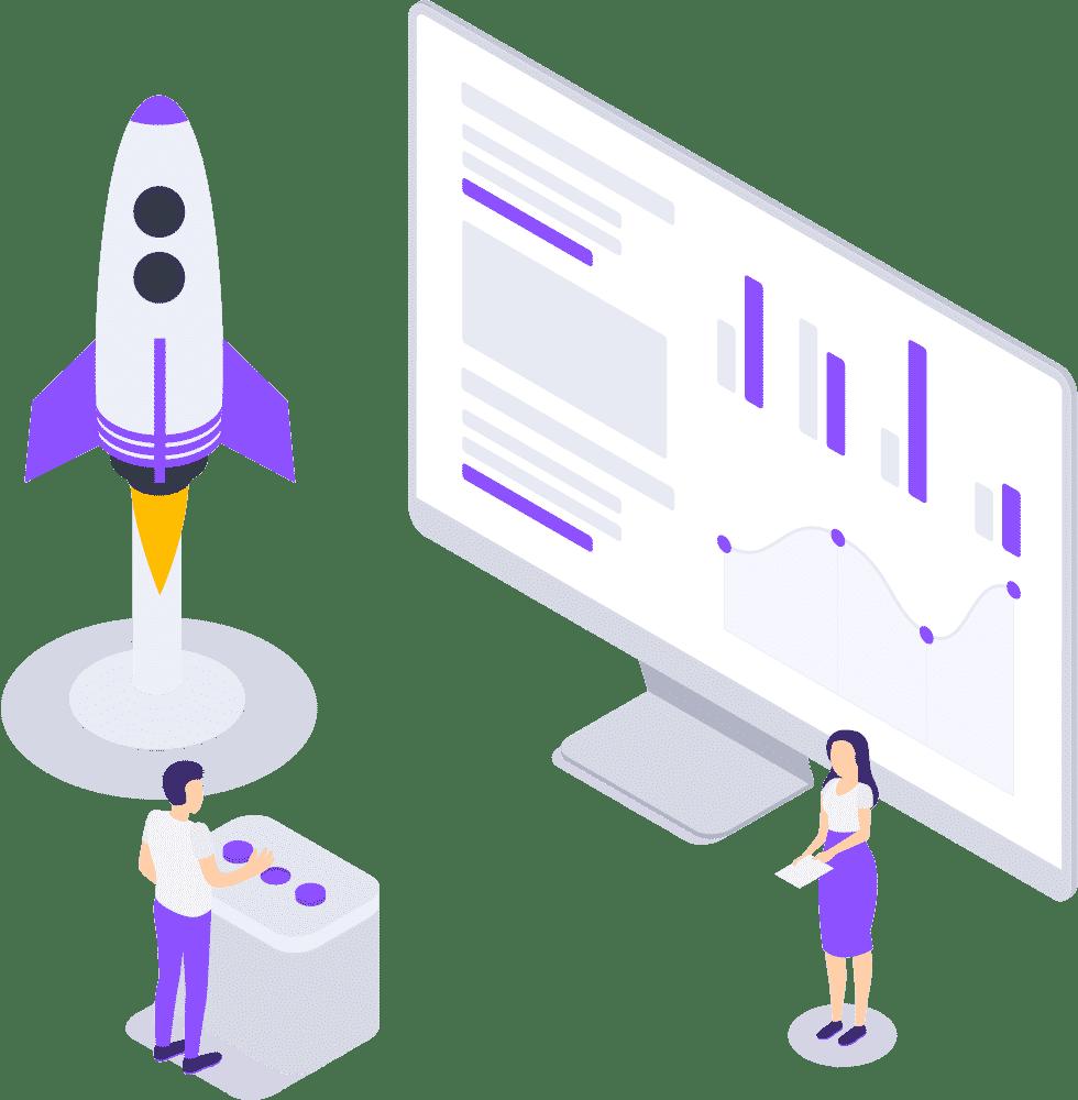 grafik-rakete-monitor-personen