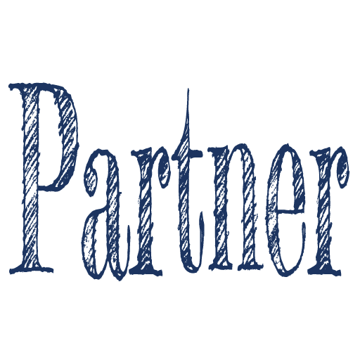 partner icon weiss